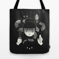 Sacrifice Tote Bag by Lord Of Masks