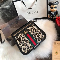 Gucci Ophidia Small Shoulder Bag #1589