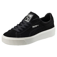 Suede Platform Women's Sneakers, buy it @ www.puma.com