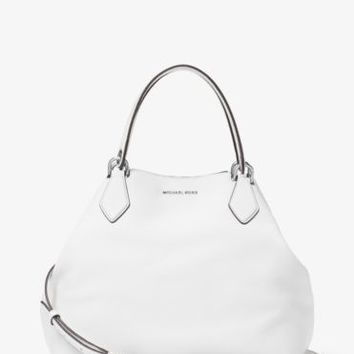 Anabelle Large Leather Tote | Michael Kors