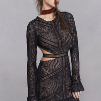 Emerie Cut Out Dress - For Love and Lemons