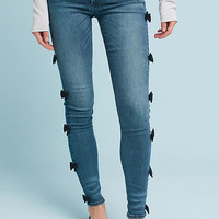McGuire Newton Mid-Rise Skinny Cropped Jeans