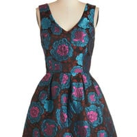 ModCloth Mid-length Sleeveless A-line Glow by Heart Dress