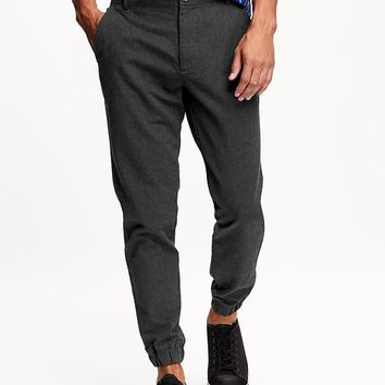 Old Navy Mens Herringbone Joggers