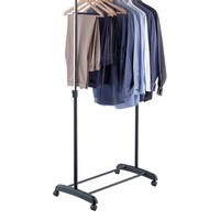 Organize It All Ultra Capacity Adjustable Garment Rack 1714