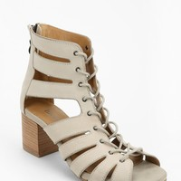 Ambretta Cutout Ankle Boot - Urban Outfitters