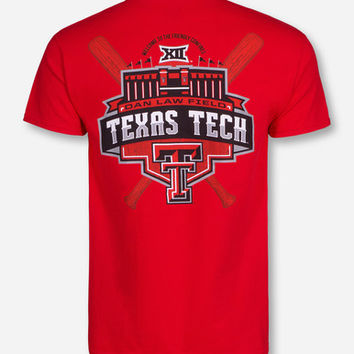 Texas Tech Dan Law Logo T-Shirt