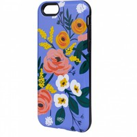 Violet Floral iPhone 6 Inlay Case by RIFLE PAPER Co. | Imported
