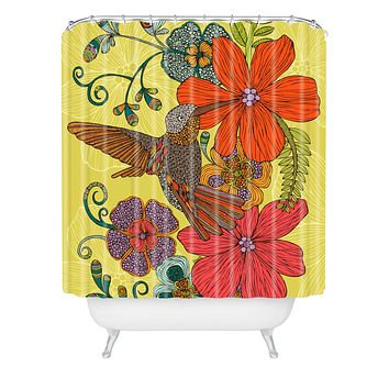 Valentina Ramos Humming Heaven Shower Curtain