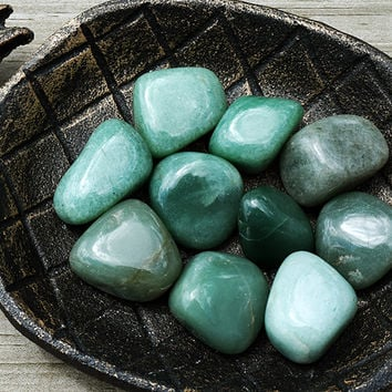AVENTURINE Prosperity, Wealth, Leadership & Career Success Stone of Opportunity - Indian Jade