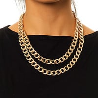 The Mr. T Gold Chain