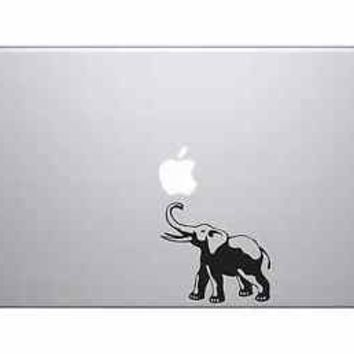 "Elephant Decal Vinyl Sticker Skin MacBook Pro Air 13"" 15"" Sahara Africa Sticker"