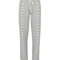 Whipstitch Sweatpants