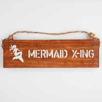Mermaid Crossing Sign 252918423 | Room & Dorm