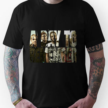 A Day To Remember Group Unisex T-Shirt