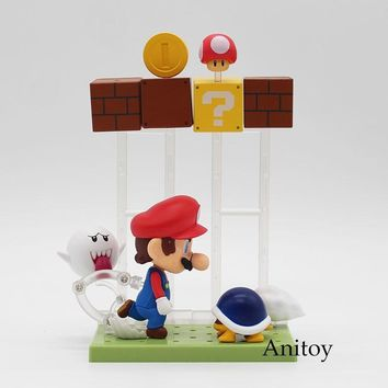 Super Mario party nes switch  Bros  with Toad Koopa Boo #473 Nendoroid PVC Action Figure Collectible Model Toys 10cm KT3746 AT_80_8