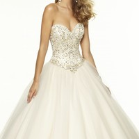 Paparazzi by Mori Lee 97031 Dress