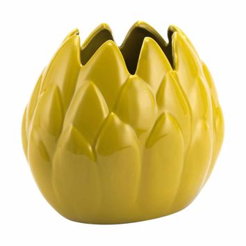 Arti Small Vase Lemon Yellow