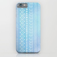 calm before the storm; iPhone & iPod Case by Pink Berry Patterns