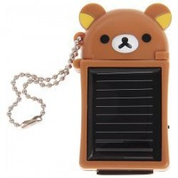 Keychain Solar iPhone Charger from CATPRINCESS CLOTHING