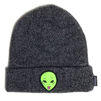 We Out Here Beanie (Grey)