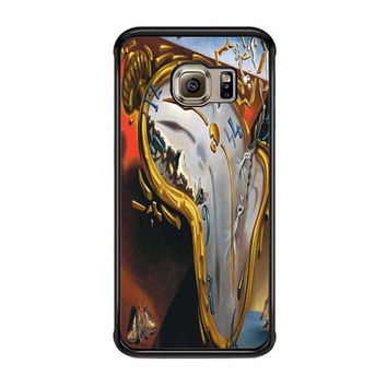 salvador dali soft watch melting clock samsung galaxy s7 s7 edge s3 s4 s5 s6 cases