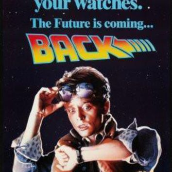 Back To The Future 2 Movie Poster 16inx24in