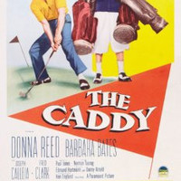 Caddy The 14x36 Insert Movie Poster Dean Martin Jerry Lewis