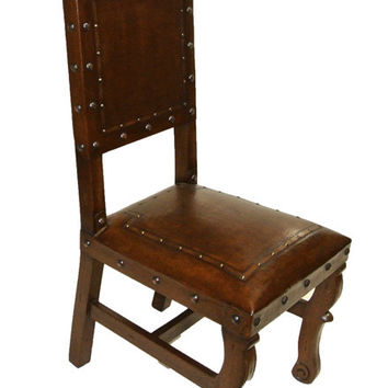 Spanish Heritage Chairs in Rustic