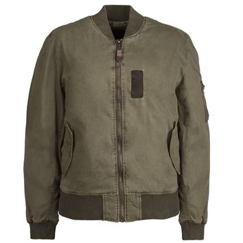 ALPHA INDUSTRIES L-2B CTN FLIGHT JACKET S M L XL 2XL 3XL 100% COTTON  MJL45200C1