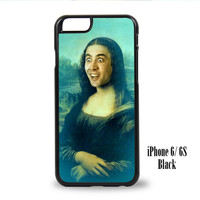 Nicolas Cage Mona Lisa for iPhone 6, iPhone 6s, iPhone 6 Plus, iPhone 6s Plus Case
