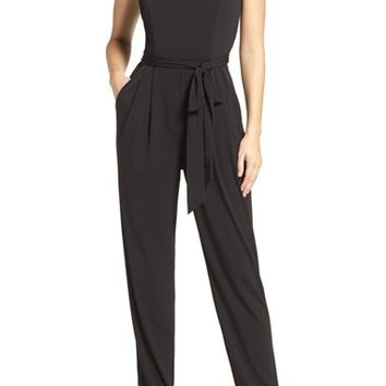 Vince Camuto Jumpsuit Outfit with Accessories | Nordstrom