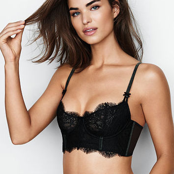 The Cropped Bustier Uplift - Dream Angels - Victoria's Secret