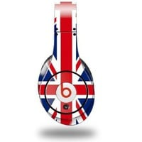 Union Jack 02 Decal Style Skin (fits genuine Beats Studio Headphones - HEADPHONES NOT INCLUDED):Amazon:Electronics