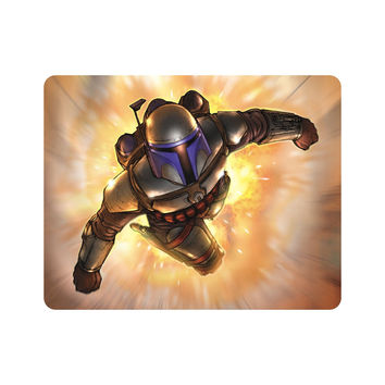 Awesome Star Wars Mouse Pad Boba Fett #90