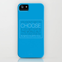 The Fault in Our Stars iPhone Case by L.H.B | Society6