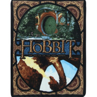 The Hobbit: The Battle Of The Five Armies Super Plush Throw