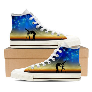 Astronomy Shoes
