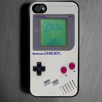 iPhone 4 case iPhone 4s case - Classic Gameboy iPhone Case - SALE