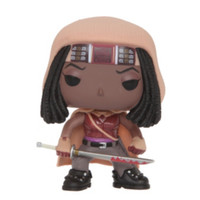 The Walking Dead Pop! Television Michonne Vinyl Figure