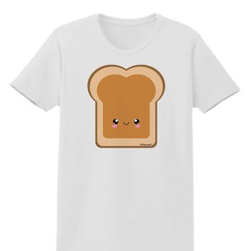 Cute Matching Design - PB and J - Peanut Butter Womens T-Shirt by TooLoud