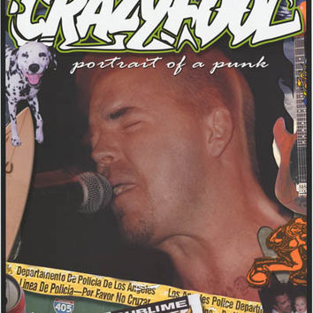 Sublime Crazy Fool Bradley Nowell Poster 22x34