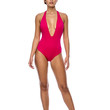 Peixoto Flamingo One Piece Swimwear - Red