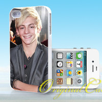 Ross Lynch cute - Print on hardplastic for iPhone 4/4s and 5 case, Samsung Galaxy S3/S4 case.