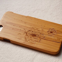 wood phone case iPhone 6 wood case wooden iPhone case  iPhone 5/5s/5c Case iPhone 6 Plus Case Samsung Galaxy  Case Covers Gift