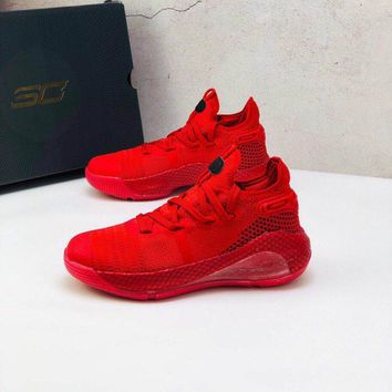 """Under Armour UA Curry 6 """"Heart of the Town"""" Toddler Kid Shoes Child Low Top Sneakers - Best Deal Online"""