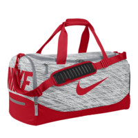 Nike Team Training Max Air iD Duffel Bag (Medium) (Red)
