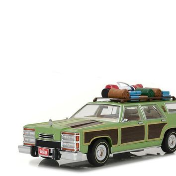 1979 Family Truckster Wagon Queen National Lampoon Vacation 1:18
