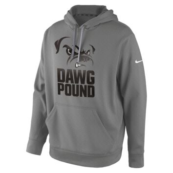 Nike Dawg Pound (NFL Browns) Men's Hoodie