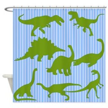 Dinosaurs Shower Curtain> Shower Curtains > Scarebaby Design